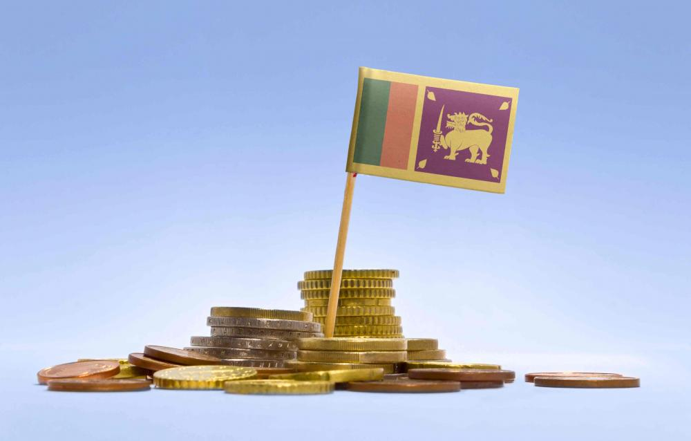 The recent drop of Sri Lankan Rupee